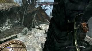 PlayStation 4 Skyrim Легенда красного орла.Выживание