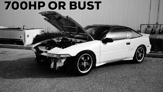 Pt 1 BIG TURBO AWD 1G GSX BUILD | This thing is a nightmare!