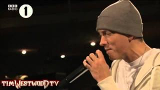 Eminem westwood freestyle