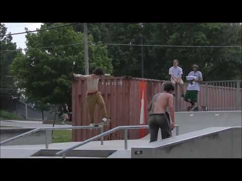 Maryland Skate League 2016 Stop 3: Westminster