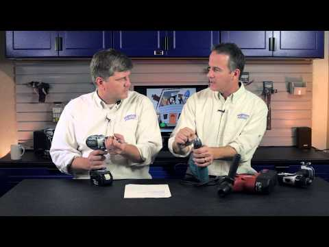 Hammer Drills – When and What to use