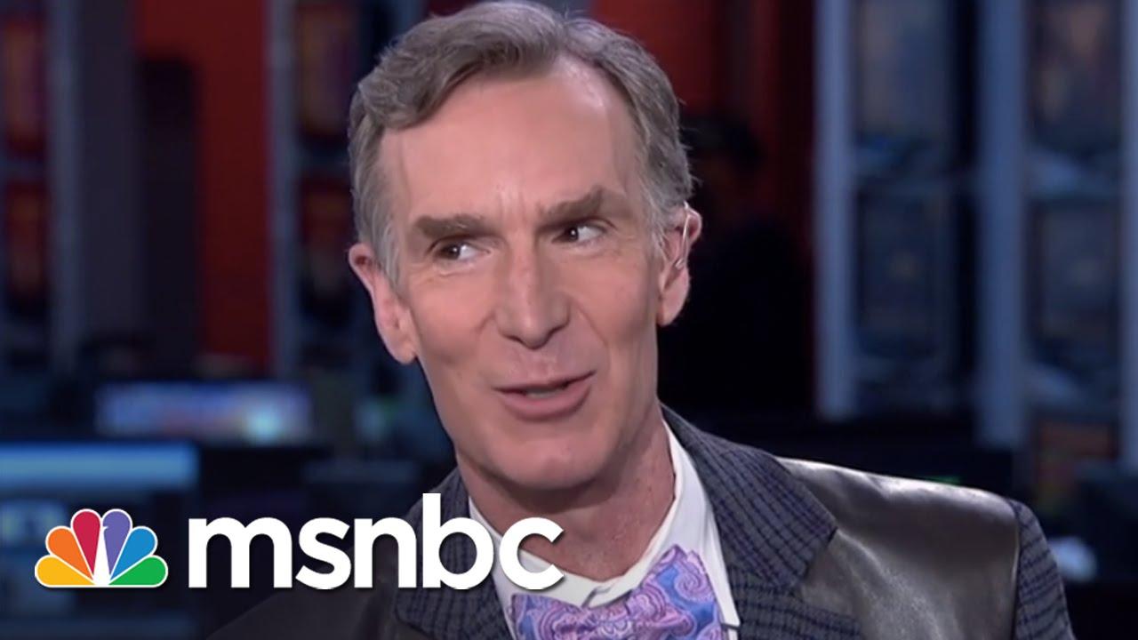 Bill Nye Interview: Science of Creation | Morning Joe | MSNBC thumbnail