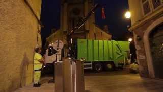 SOTKON - Underground Container - EVOS Top Loading Kinshofer