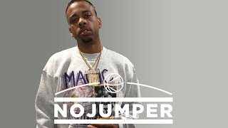 No Jumper - The RJ Interview
