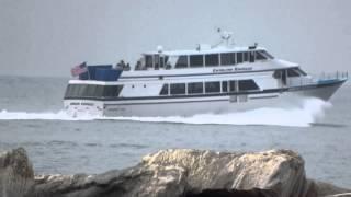 CATALINA EXPRESS Dana Point to Avalon California