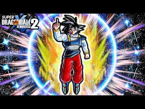 NEW YARDRAT GOKU WARP SKILLS! Dragon Ball Xenoverse 2 Yardrat Goku Clothes & Custom SSJ Animation