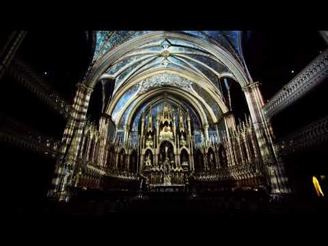 AURA - An amazing multimedia experience in Notre-Dame Basilica
