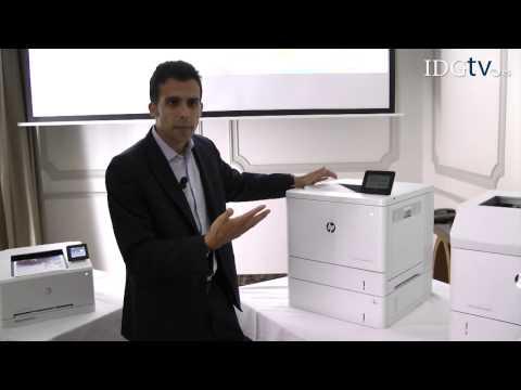 Nuevas impresoras HP LaserJet, más calidad y velocidad con menor coste
