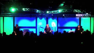 Aaron Gillespie LIVE 2011 - Anthem Song