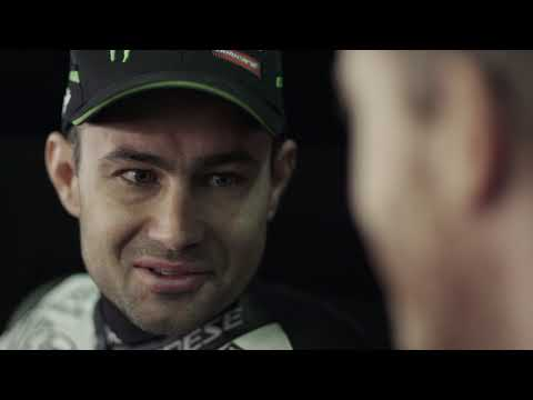 Green Lines: Behind the Scenes with Kawasaki Racing Team. Episode 1