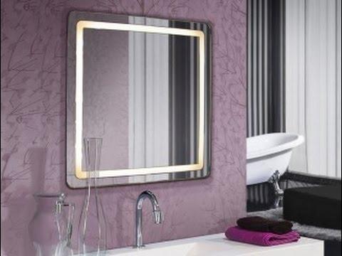 Espejos para Baños - Espejos de Baño con luz Led