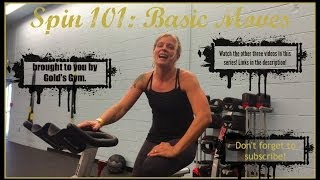 Spin 101: Basic Moves