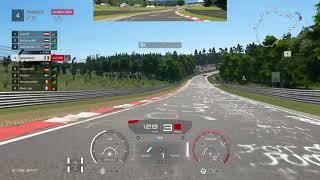 Gran Turismo™SPORT online racing Nurburing