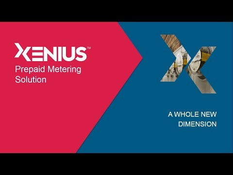 Xenius Prepaid Metering Solution