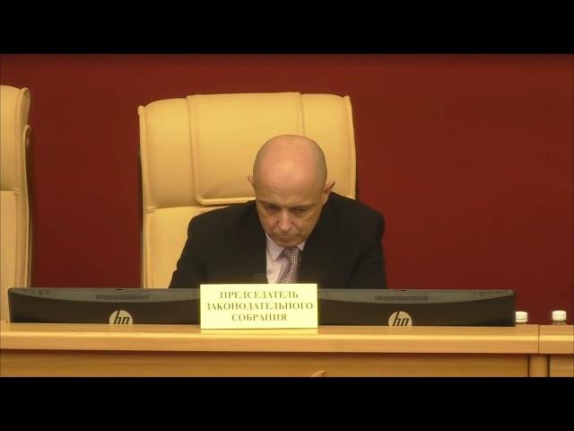 Решается судьба областного бюджета