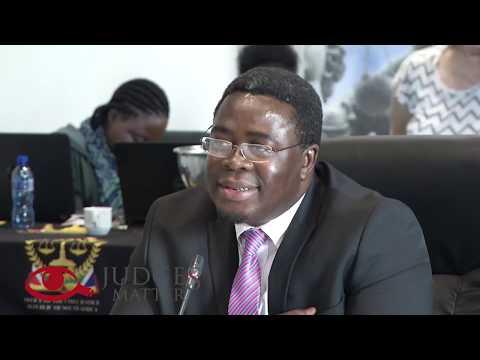 SA Eastern Cape HC - JSC Interview of Adv N W Gqamana SC – Judges Matter (October 2019)