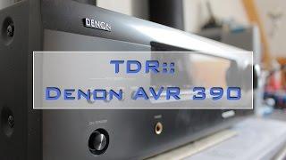 TDR:: Denon AVR 390 5.1 Receiver Reparatur [ger]