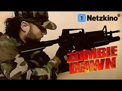 Zombie Dawn (Zombie Horrorfilm auf Deutsch, in voller Länge, kompletter Film, ganzer Horrorfilm)