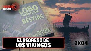 RELATOS DE VIKINGOS: Los mitos nórdicos reclaman su lugar en la cultura pop, con Víctor Santos