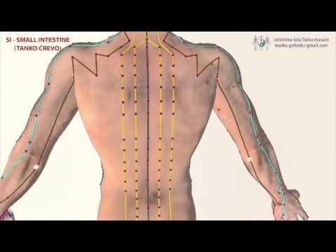 Slimming massage panig