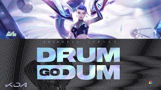KDA - DRUM GO DUM (LYRICS) - ft. Aluna   - YouTube