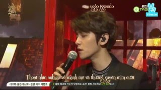 [Vietsub+Kara] 160121 My Answer @ 30th Golden Disk Awards - EXO