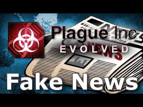 Plague Inc: Official Scenarios - Fake News (Mega Brutal)