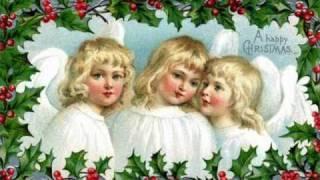 HARK THE HERALD ANGELS SING CARNIE & WENDY WILSON VINTAGE CHRISTMAS 2010
