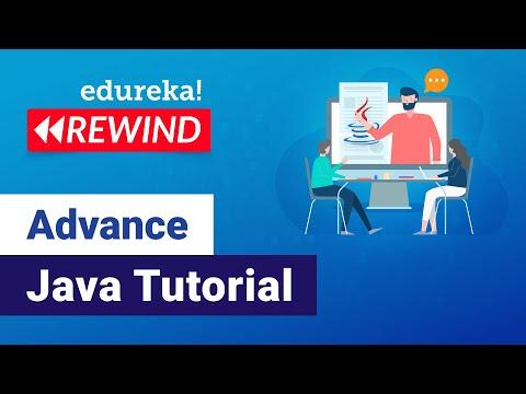 Advanced Java Tutorial for Beginner | Edureka - YouTube