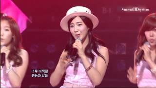 Girls' Generation - Etude ( Jun 28, 2009 )