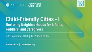 Child Friendly Cities: Scaling Up Child-Friendly Cities in India