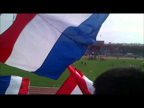 """""""LA 12 TRICOLOR TV: LA 12 TRICOLOR Y NUEVA TRICOLOR MANNUCCI VS SPORT BOYS"""" Barra: La 12 Tricolor • Club: C.A. Mannucci"""