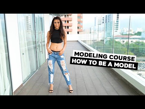 Modeling Course on How To Be A Model: The Modeling Audition | Part 1