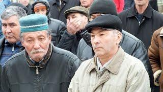 Ногайцы против заселения своих земель (Дагестан)