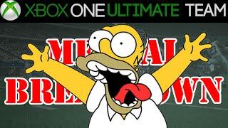Madden 15 - Madden 15 Ultimate Team - MENTAL BREAKDOWN | MUT 15 Xbox One Gameplay