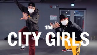 Chris Brown, Young Thug - City Girls / Youngbeen X Kamel Choreography