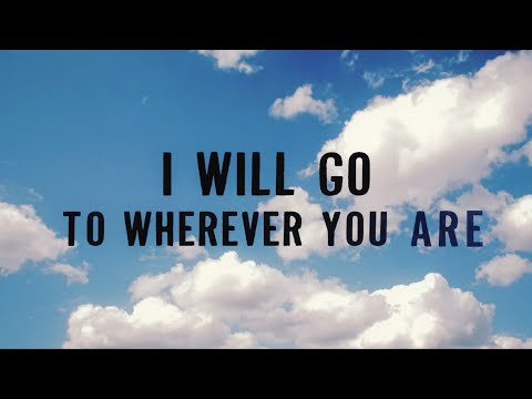 Kodaline - Wherever You Are (Official Lyric Video)