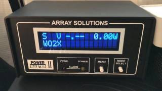 Acom 2000a legal limit with 50 watts drive