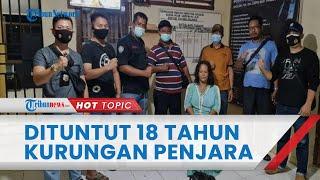 Bunuh Korbannya dengan Racun Biawak, Wanita Peracun Mertua di Sumsel Dituntut Penjara 18 Tahun