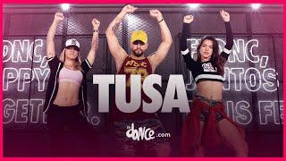 Tusa   Karol G, Nicki Minaj | FitDance TV (Coreografia Oficial)