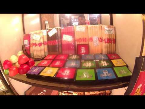 Video Ngintip Koleksi Souvenir Cantik Khas Hanoi Vietnam