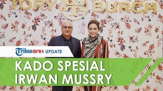 Maia Estianty Beri Kado Spesial untuk Irwan Mussry yang Lagi Ulang Tahun
