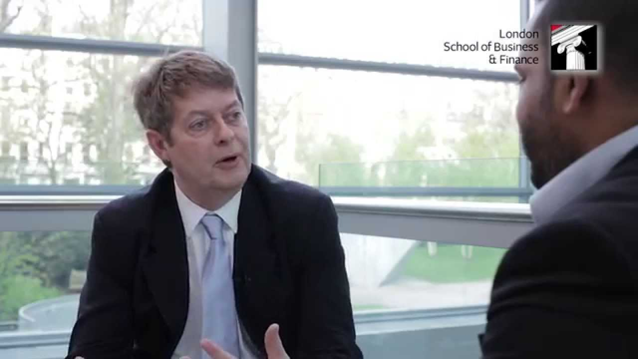 Video: Great Minds Series - LSBF interviews Natural History Museum Director Sir Michael Dixon