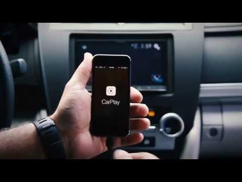 Pioneer NEX models with Apple CarPlay Tutorial