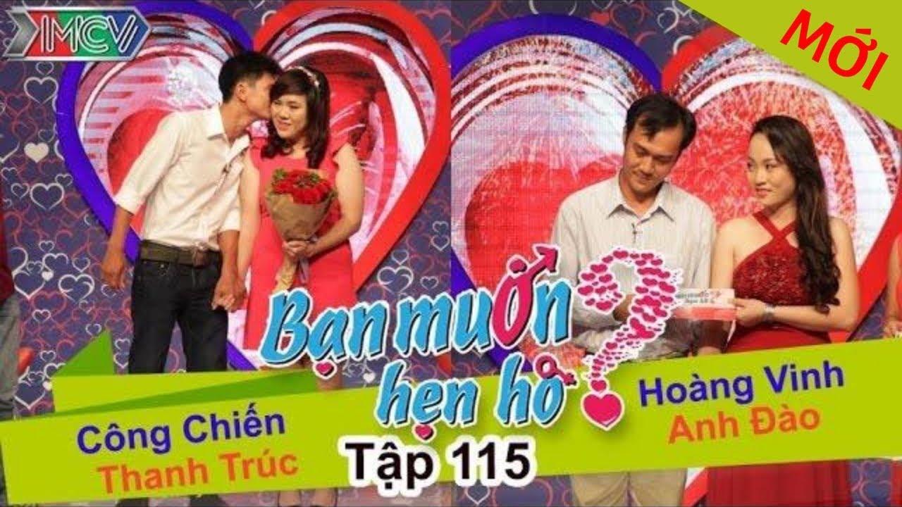 BẠN MUỐN HẸN HÒ #115 | Chàng trai miền Trung hát cực biểu cảm khiến MC Quyền Linh hào hứng 😍