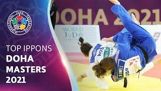 Masters de Doha 2021 – Le top 5 Ippons