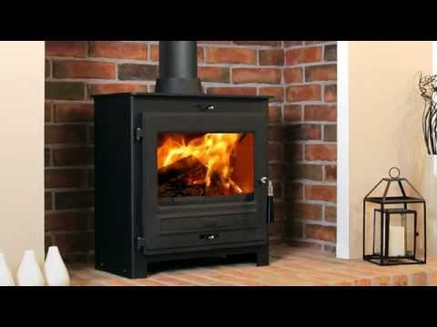 Flavel No. 2 Multifuel Stove