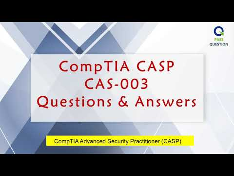 2020 Updated CompTIA CASP CAS-003 Questions and Answers ...