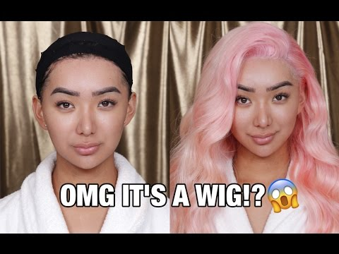 HOW TO PUT ON A WIG! | For Beginners