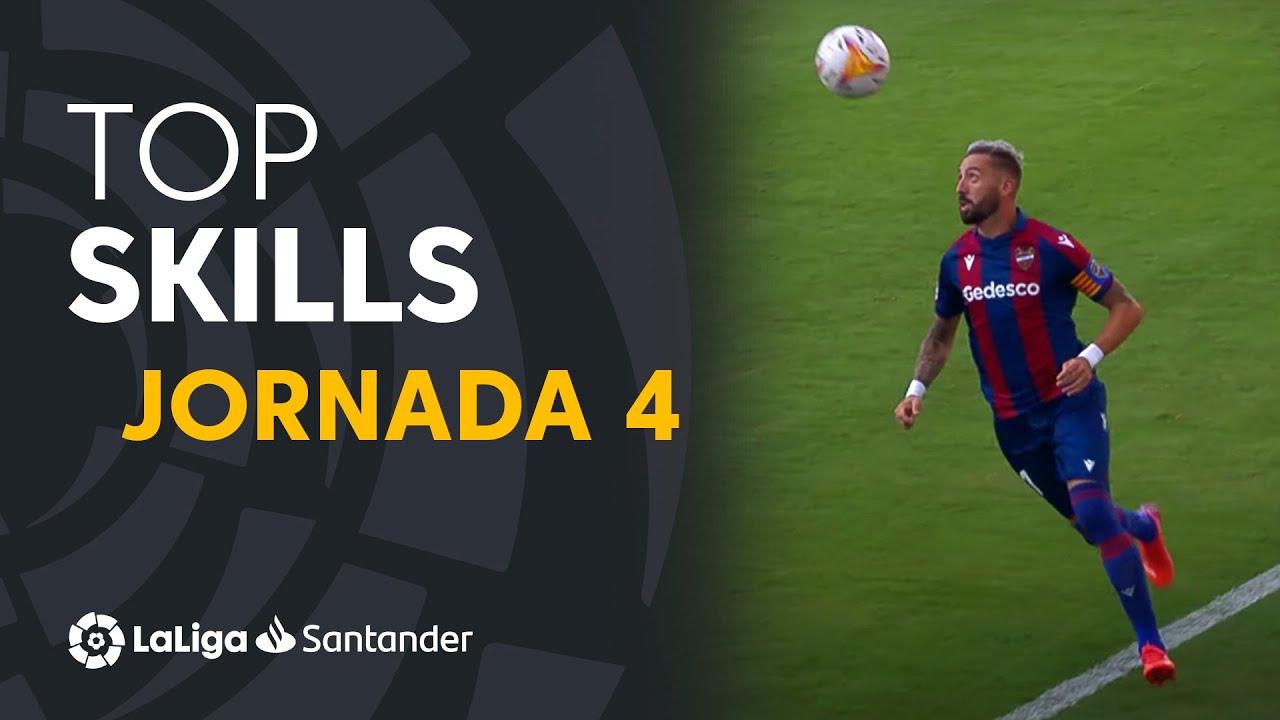 LaLiga Skills Jornada 4: Griezmann, Casemiro & Vini Jr